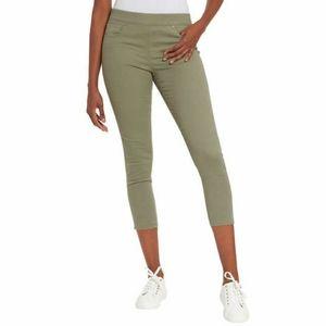 Gloria Vanderbilt Ladies' Pull On Crop Pant